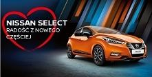 Nissan Select - korzystne oferty finansowania zakupu samochodu od RCI Banque