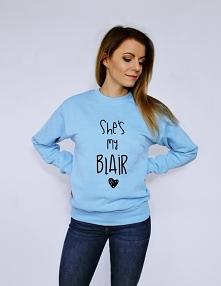 Modna bluza dla przyjaciółe...