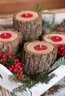 pomysł na stroik świąteczny