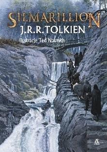 J.R.R. Tolkien - Silmarillion  --> udostępnię pdf  Zbiór opowieści o Dawny...
