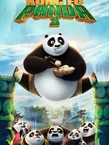 Kung Fu Panda 3 (2016)  Złoczyńca Kai niszczy Chiny, pokonując największych m...