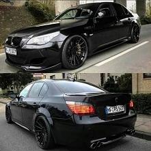 BMW M5 e60 z potężnym V10 po strokerze na 5,8-litra