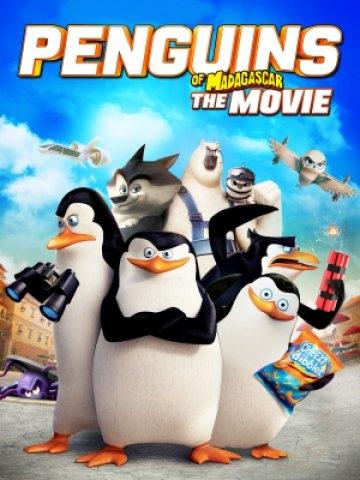 Pingwiny z Madagaskaru / Penguins of Madagascar (2014)  Pingwiny łączą siły z tajną organizacją Północny Wiatr przeciwko czarnemu charakterowi, który chce zniszczyć świat.