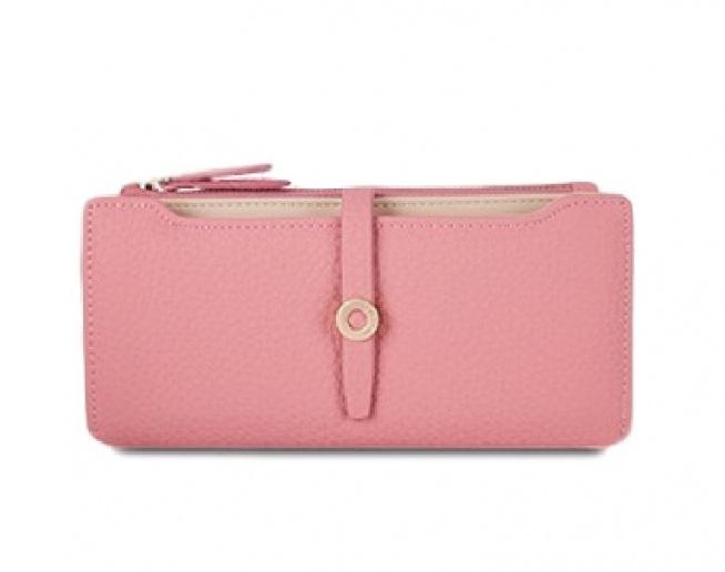 Bardzo wygodny i pojemny portfel w pastelowych kolorach ♥ Kliknij w zdjęcie i zobacz, gdzie kupić :)
