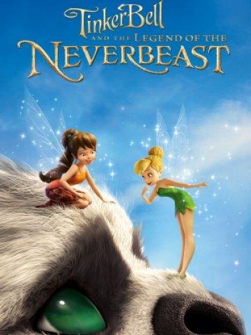 Dzwoneczek i bestia z Nibylandii / Tinker Bell and the Legend of the NeverBeast (2014)  Jelonka, beztroska i utalentowana wróżka świata zwierząt, zaprzyjaźnia się z ogromną bestią i sprowadza ją do Przystani Elfów. Nie wszystkim ten pomysł się podoba. Obejrzyj na: allbox.tv