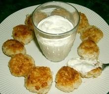kotleciki ryżowe z sosem czosnkowo jogurtowym...
