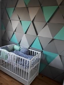 Moja ściana w sypialni ❤ Pa...