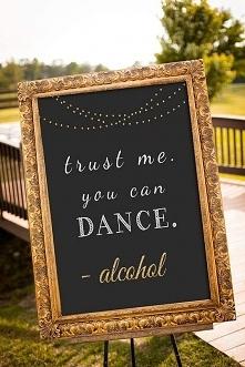 nie słuchaj co mówi alkohol!
