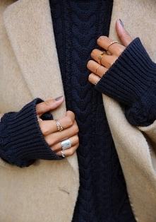 Jeden pierścionek czy jednak kilka?:)
