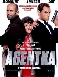 Agentka / Spy (2015)  Analityczka CIA zgłasza się na tajną misję, która ma za...