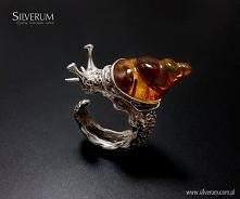 ślimak pierscionek - sklep internetowy silverum.com.pl