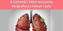 Oczyszczanie płuc
