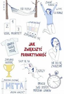 Jak zwiększyć produktywność