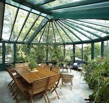 A jak Wy urządzilibyście swój ogród zimowy?