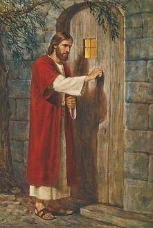"""(Łk 17,20-25) Jezus zapytany przez faryzeuszów, kiedy przyjdzie królestwo Boże, odpowiedział im: Królestwo Boże nie przyjdzie dostrzegalnie; i nie powiedzą: """"Oto tu jest&qu..."""