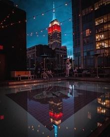 Nowy Jork nocą <3
