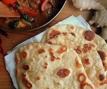 Chlebek Naan / Homemade Naa...