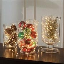 Świąteczne dekoracje; )