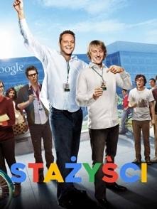 Stażyści / The Internship (2013) Dwóch bezrobotnych kumpli po czterdziestce podejmuje staż w firmie internetowej, której właściciele mogliby być ich synami, co owocuje konflikte...