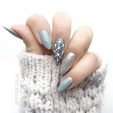Space Grey GLitter - takie ...