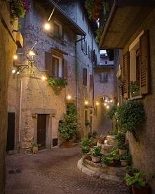 Tremosine - Włochy.