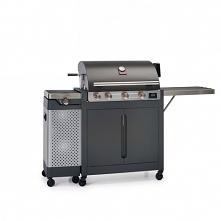 Grill gazowy Quisson Barbecook - doskonały grill do grillowania nawet w zimie...