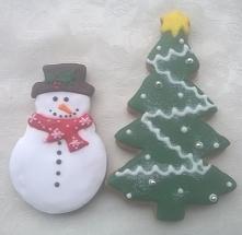 Pierniki Boże Narodzenie Gwiazdka