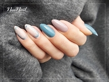 Inspiracja z Twinkling, Natural Beauty, Hot Cocoa i Turquoise Wave <3