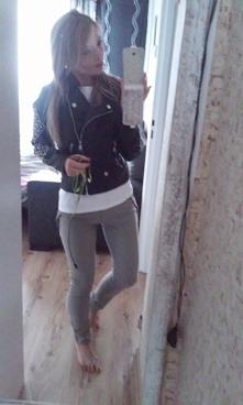 Luźno i elegancko :)