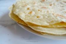 Domowe tortille- najlepsze!