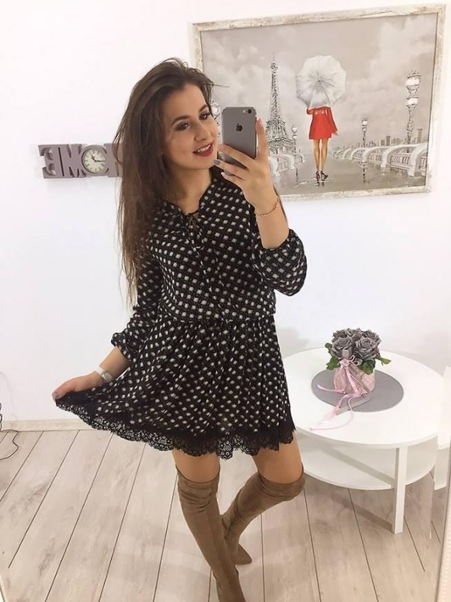 Świetna sukienka na co dzień, jak i na specjalne okazje