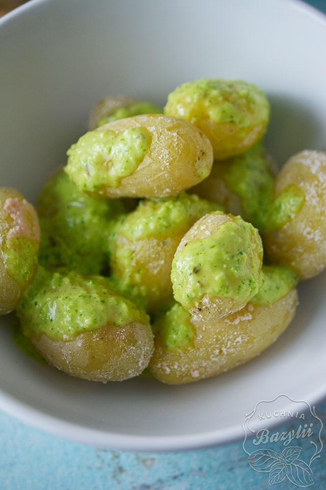 Papas Arrugadas - pyszne ziemniaczki