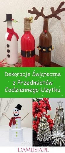 10 Dekoracji Świątecznych, Które Możesz Wykonać z Przedmiotów Codziennego Uży...