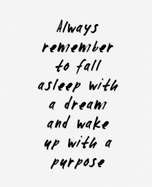remember..