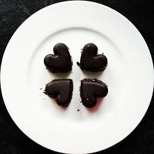 Z serii Legalne słodycze :  Zdrowe czekoladki z oleju kokosowego *.*