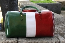 Torba skórzana Italia