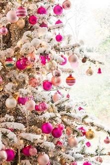 Pomysł na dekorację choinki