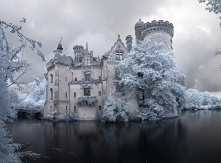 Przepięknie zdjęcie, niestety nie wiem kto je wykonał.   France Château de la...