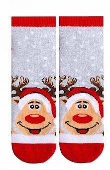 Conte świąteczne skarpety renifery Urocze świąteczne skarpetki, wygodne, ozdo...