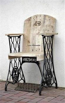 Drugie życie maszyny do szycia - DIY - zobacz więcej inspiracji na blogu ...
