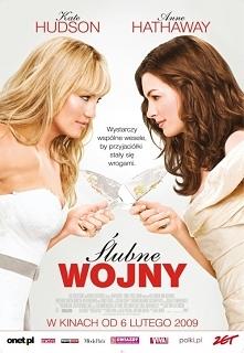 Wojny ślubne - lekka komedia, fajne aktorki