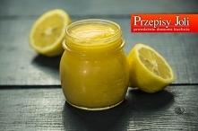 Krem   cytrynowy  Składniki:  2 jajka 2 żółtka 3/4 szklanki cukru (u mnie szk...