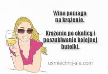 Na co pomaga wino?