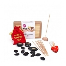 Kamienie do masażu DOMOWE SPA -> SmartGift.pl - Kliknij w zdjęcie :)