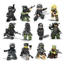 Figurki wojenne jednostka s...