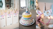 DIY Unicorn Party Ideas