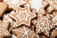 Pierniki świąteczne - przepis na blogu Kuchnia Wg Kacpra,  na stronie głównej...
