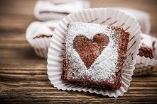 Muffinki z nutellą <3