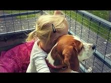Dlaczego psy kochają dzieci