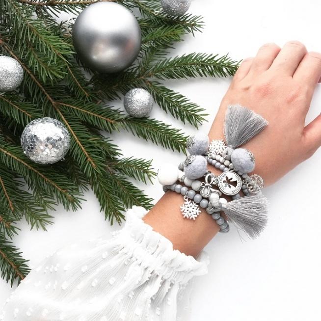 Zestaw bransoletek idealny na prezent, kliknij w zdjęcie...